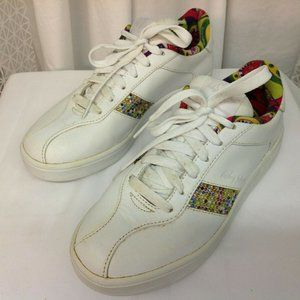 Baby Phat Phab Max Leather Sneakers Shoes